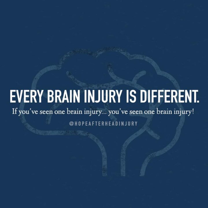 Every Brain Injury is Different
